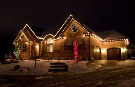 Christmas Lights Installer.Christmas Lights Installation Archives Redbud Property