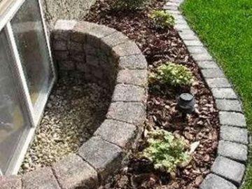 Retaining Wall & Landscaping | Owasso, OK
